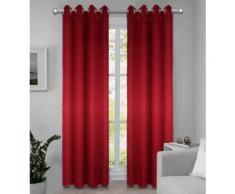 OTTO products Verdunkelungsvorhang Jenna, Nachhaltig rot Wohnzimmergardinen Gardinen nach Räumen Vorhänge