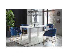 SalesFever Essgruppe (Set 5-tlg), blau, Blau