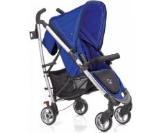 Gesslein Kinder-Buggy S1 Swift, Ultramine blau Kinder Liegebuggys Buggys Kinderwagen Buggies