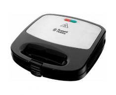 RUSSELL HOBBS 3-in-1-Sandwichmaker Fiesta 3in1 24540-56, 760 Watt schwarz Sandwichmaker Küchenkleingeräte Haushaltsgeräte