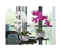 Creativ green Kunstpflanze Orchidee lila Kunstorchideen Kunstpflanzen Wohnaccessoires
