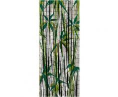 Türvorhang, Bamboo, WENKO, Hakenaufhängung 1 Stück grün Schlafzimmergardinen Gardinen nach Räumen Vorhänge Gardine