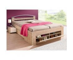 Breckle Stauraumbett, in diversen Ausführungen beige Funktionsbetten Betten Schlafzimmer Stauraumbett