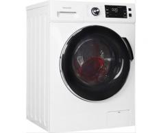 Hanseatic Waschmaschine HWMB814B, 8 kg, 1400 U/min B (A bis G) weiß Waschmaschinen Haushaltsgeräte
