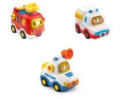 Vtech Spielzeug-Auto Tut Baby Flitzer - Einsatzfahrzeuge bunt Kinder Ab 12 Monaten Altersempfehlung