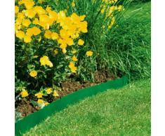 GARDENA Rasenkante grün Rasen- Beetbegrenzung Gartendekoration Gartenmöbel Gartendeko