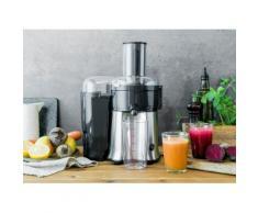 Gastroback Entsafter 40117 Vital Juicer Pro, 700 W silberfarben Küchenkleingeräte Haushaltsgeräte