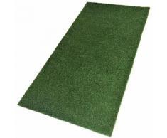 Living Line Kunstrasen Madeira Premium, rechteckig, 32 mm Höhe, Rasenteppich, grün, strapazierfähig, witterungsbeständig, In- und Outdoor geeignet, Meterware grün Schlafzimmerteppiche Teppiche nach Räumen