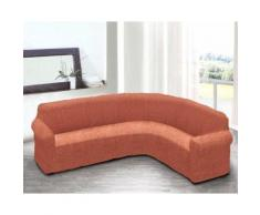 Sofahusse Eleganza GAICO, orange, Neutral, terra