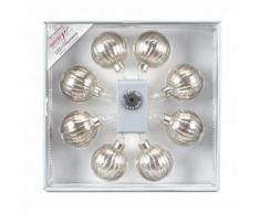 INGE-GLAS LED-Lichterkette silberfarben Saisonartikel Weihnachten Lichterketten und Lichtschlauch Dekoleuchten Lampen Leuchten