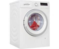 BOSCH Waschmaschine, WAN28KWIN, 8 kg, 1400 U/min C (A bis G) weiß Waschmaschine Waschmaschinen Haushaltsgeräte