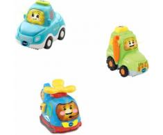Vtech Spielzeug-Auto Tut Baby Flitzer - Stadt-Land-Flug bunt Kinder Ab 12 Monaten Altersempfehlung Spielzeugfahrzeuge