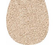 Grund Badematte Cover, Höhe 12 mm, rutschhemmend beschichtet, schnell trocknend beige Badtextilien
