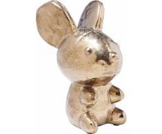 KARE Design Tierfigur Mouse, goldfarben, goldfarben