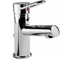 Eyckhaus bath & relaxing Waschtischarmatur Stylist Hochdruck, grau, chromfarben