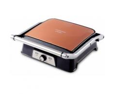 Kitchen Originals by Kalorik Kontaktgrill TKG COG 1050 CO, 2000 Watt braun Elektrogrills Grill Haushaltsgeräte