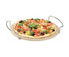 Genius Pizzastein BBQ (1-tlg.) beige Zubehör für Herde Kochfelder Haushaltsgeräte Backblech