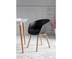 SalesFever Essgruppe (Set, 5-tlg) schwarz Essgruppen Tische Sitzmöbel-Sets