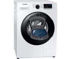 Samsung Waschmaschine WW8ET4543AE/EG, WW4500T, 8 kg, 1400 U/min, AddWash™ D (A bis G) TOPSELLER weiß Waschmaschinen SOFORT LIEFERBARE Haushaltsgeräte
