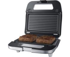 """Steba 3-in-1-Sandwichmaker Multi-Snack-Maker """"3 in 1"""" SG 65, 750 W silberfarben Küchenkleingeräte SOFORT LIEFERBARE Haushaltsgeräte"""