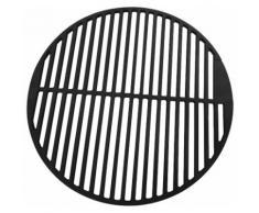 JUSTUS Grillrost Black J'Egg XL, passend für XL schwarz Garten Balkon