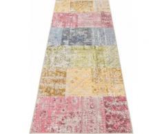 Läufer, Toulon, ELLE Decor, rechteckig, Höhe 4 mm, maschinell gewebt bunt Teppichläufer Läufer Bettumrandungen Teppiche