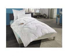Beco Baumwollbettdecke Wellness XXL, polarwarm, Bezug 100% Baumwolle, (1 St.) weiß Allergiker Bettdecke Bettdecken Bettdecken, Kopfkissen Unterbetten