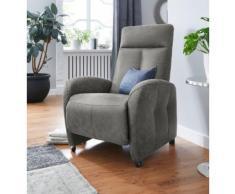 exxpo - sofa fashion Relaxsessel grau Sessel Wohnzimmer