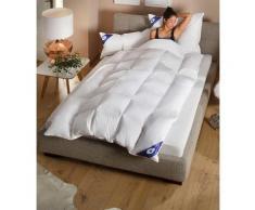 Otto Keller Bettdecke + Kopfkissen Anna, (Spar-Set), mit Körperzonensteppung weiß Steppbettdecke Bettdecken Bettdecken, Unterbetten Bettwaren-Sets