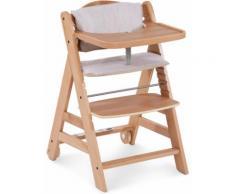 Hauck Hochstuhl Beta+ Natur beige Baby Mitwachsende Hochstühle Babymöbel Stühle