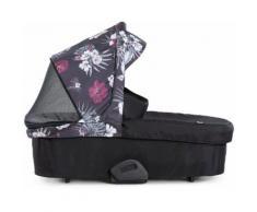 Hauck Babywanne iPro Saturn/Mars Pram, wild blooms black schwarz Kinder Zubehör für Kinderwagen Buggies