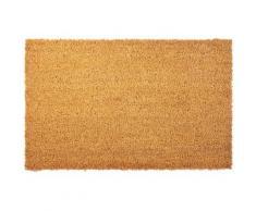 Fußmatte, KOKOS, Primaflor-Ideen in Textil, rechteckig, Höhe 17 mm beige Kokos Fußmatten Teppiche