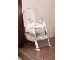 KidsKit Toilettentrainer, 3-in-1; Made in Europe grau Baby Toilettentrainer Baby-Toilette Körperpflege Gesundheit