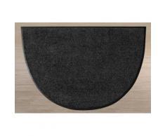 SALONLOEWE Fußmatte waschbar, schwarz, Neutral, schwarz