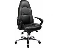 TOPSTAR Chefsessel RS1 schwarz Sessel Wohnzimmer