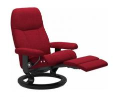Stressless Relaxsessel Consul, rot, red Q2 FARON