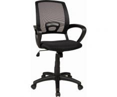 Duo Collection Stuhl Tom schwarz Kinder Kinderstühle Jugendstühle Bürostühle Büromöbel Stühle