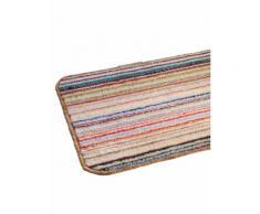 Fußmatte, rechteckig, 1 mm Höhe bunt Fußmatten gemustert Fußmatte