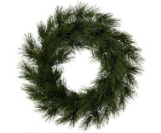 Dekokranz, (1-tlg.) grün Kunstkränze Kunstpflanzen Wohnaccessoires Dekokränze