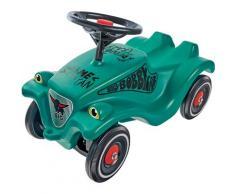 BIG Rutscherauto BIG-Bobby-Car-Classic Racer 2, Made in Germany grün Kinder Ab 12 Monaten Altersempfehlung