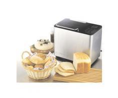 KENWOOD Brotbackautomat BM 450, 15 Programme, 780 W silberfarben Küchenkleingeräte SOFORT LIEFERBARE Haushaltsgeräte