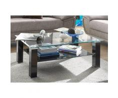 PRO Line Couchtisch weiß Couchtische Tische Möbel sofort lieferbar