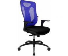 TOPSTAR Drehstuhl Net Pro 100 schwarz Bürostühle Arbeitszimmer und Büro Möbel sofort lieferbar