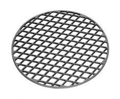 OUTDOORCHEF Grillrost Diamond, Ø: 39,9 cm schwarz Zubehör für Grills Garten Balkon Grillroste