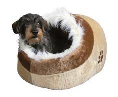 TRIXIE Tierbett Minou, Katzenhöhle blau Hundebetten -decken Hund Tierbedarf