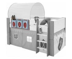 STEENS Spieltunnel FOR KIDS, für die Hochbetten blau Sandkiste Sandspielzeug Outdoor-Spielzeug