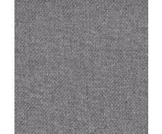 COLLECTION AB Schlafsofa, mit Boxspring-Aufbau, Bettfunktion und Bettkasten, inklusive Federkern, frei im Raum stellbar, Topper praktischer Seitentasche für Utensilien grau Schlafsofa Sofas Couches Möbel sofort lieferbar