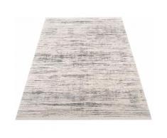 machalke Teppich fade out, rechteckig, 8 mm Höhe, Design Teppich, Wohnzimmer grau Schlafzimmerteppiche Teppiche nach Räumen