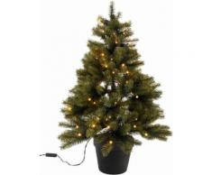 Künstlicher Weihnachtsbaum, grün, Neutral, grün