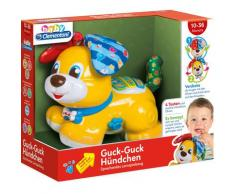 Clementoni Spielfigur Baby - Baby, Guck-Guck Hündchen bunt Kinder Bauernhof Spielzeug